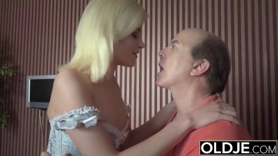 Sexy Teen Sex With Old Man